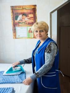 Ружицька Марія Йосипівна Праля