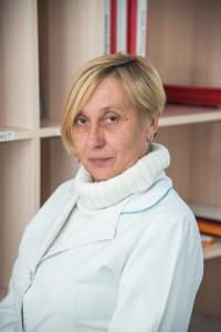 Буднік Тетяна Петрівна Старша медична сестра